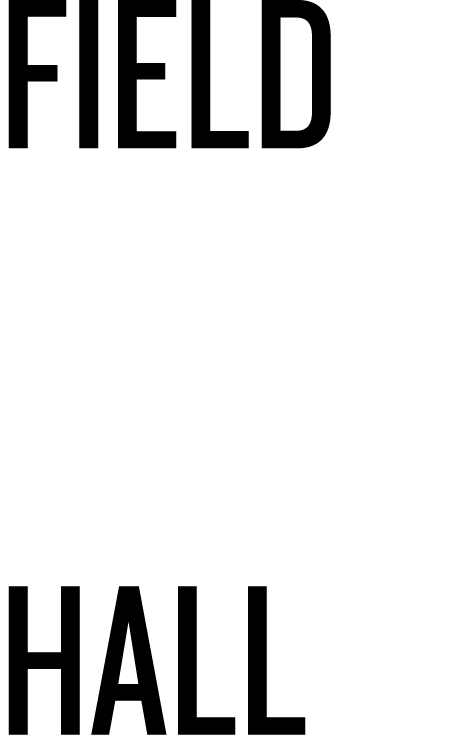 field arts and events hall logo